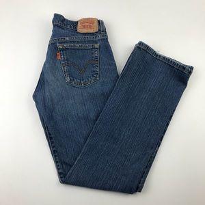 Levi's Jeans - Vintage LEVI'S 505 Orange Tab Custom Jeans Stretch